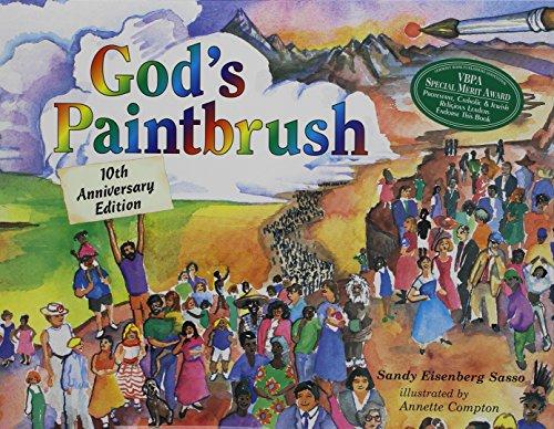 God's Paintbrush: Tenth Anniversary Edition