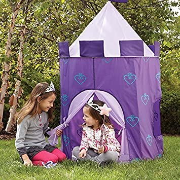 Discovery Kids Play Tent Princess Castle  sc 1 st  Amazon.com & Amazon.com: Discovery Kids Play Tent Princess Castle: Toys u0026 Games