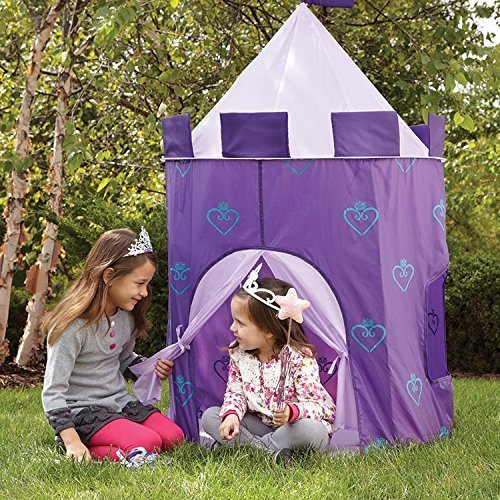 Discovery Kids Play Tent Princess Castle