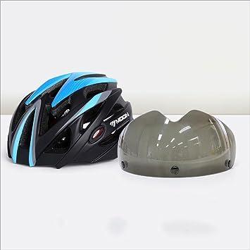 Casco Ultra Light de peso-bici, casco de ciclismo de deporte ajustable Cascos de