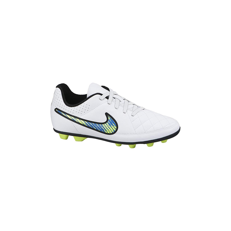 nike jr tiempo rio II scarpe da calcio bimbo 631286 (1.5y