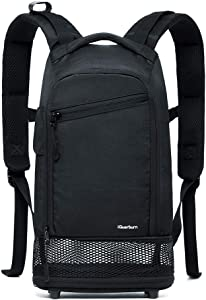 iGuerburn Backpack Compatible with Philips SimplyGo Mini Simply Go Mini Back Pack Portable Oxygen Concentrator Carrying Bag Holder (Only for Standard Battery)