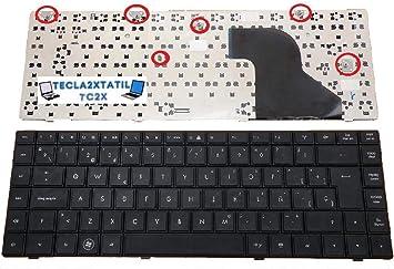 Teclado para PORTATIL HP 620 EN ESPAÑOL New Keyboard SP