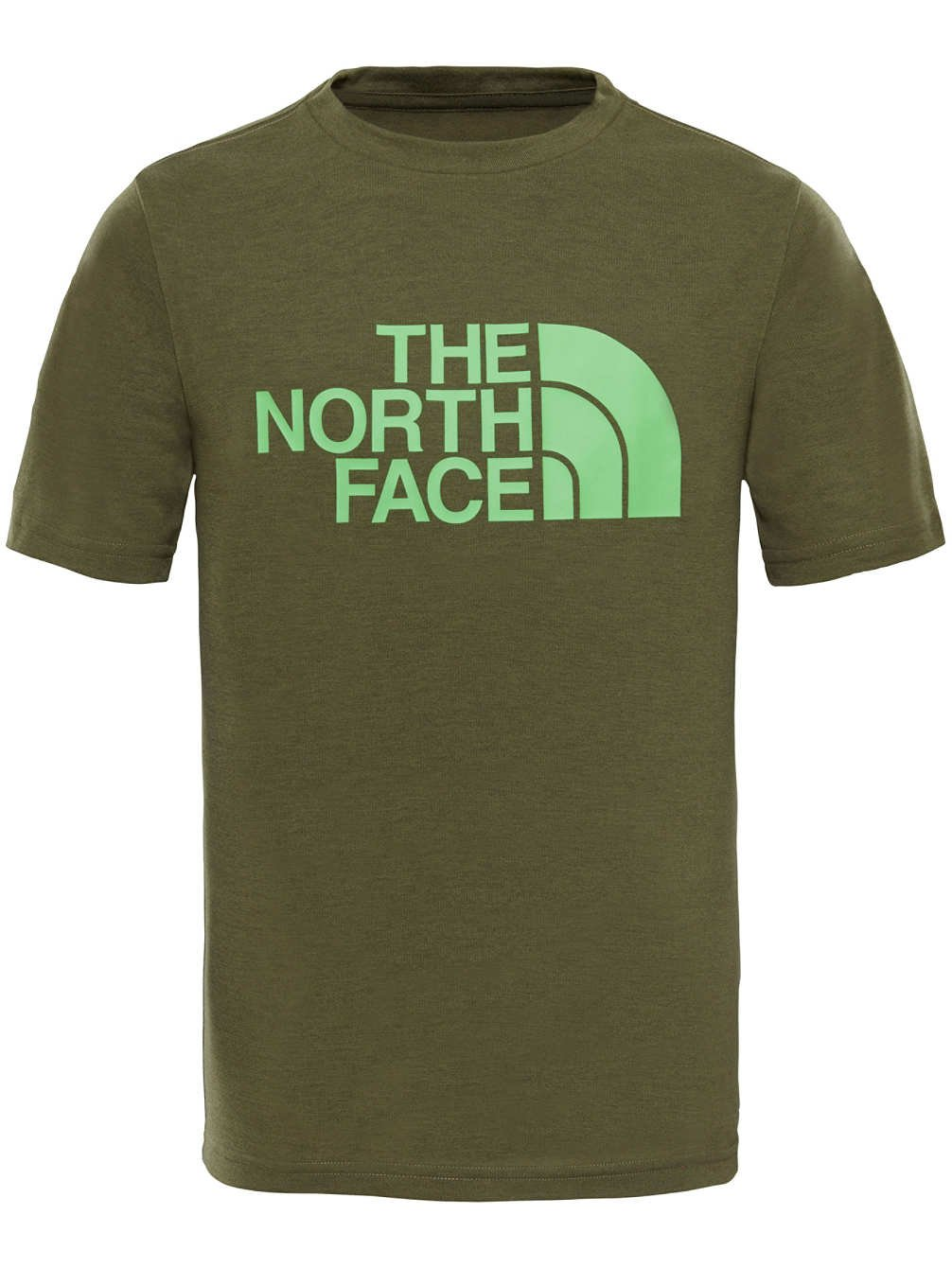 THE NORTH FACE B SS Reaxion T Shirt, Kids, Children's, CC0P Children' s XS