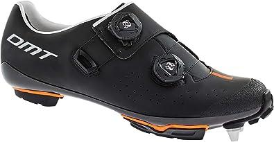 DMT DM1 MTB - Zapatillas para bicicleta de montaña, color negro ...