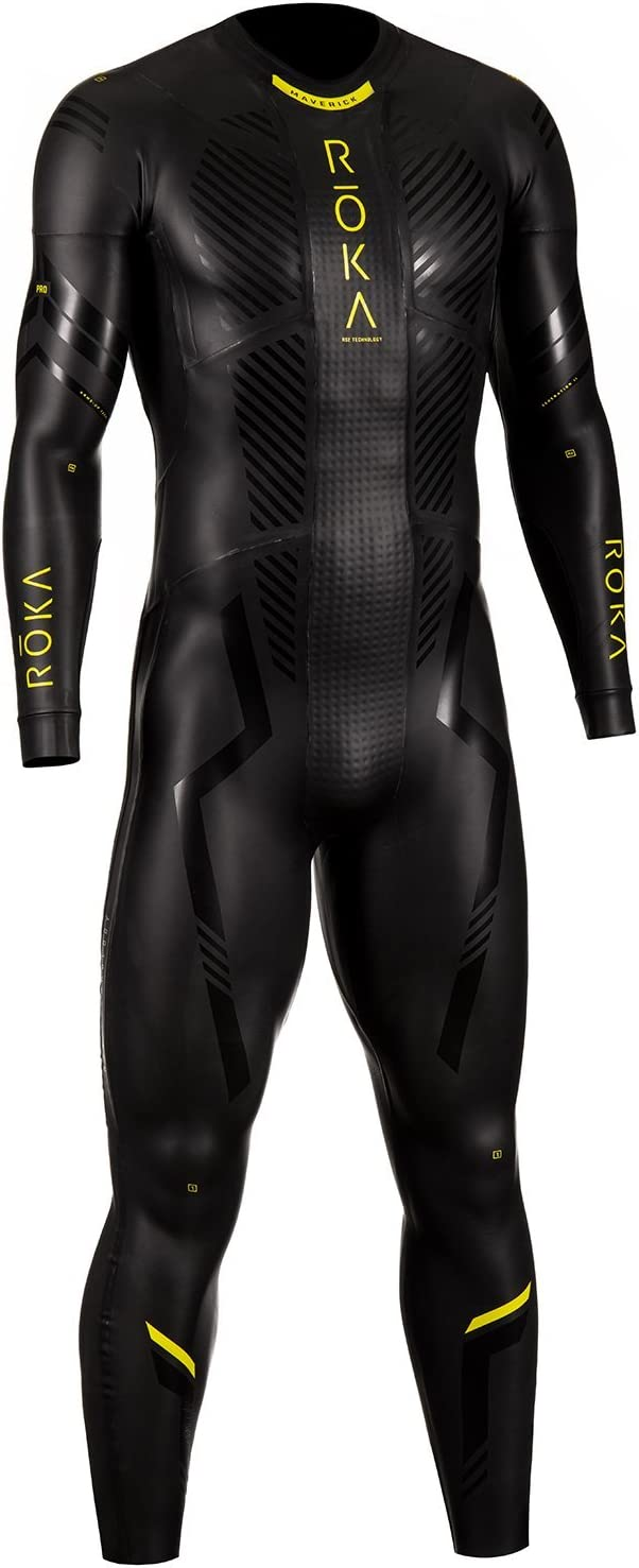 ROKA Maverick Pro II Men s Wetsuit for Swimming and Triathlons