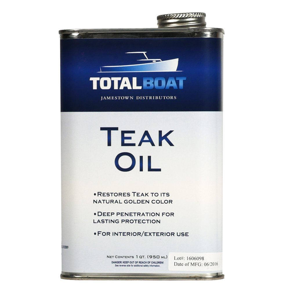 TotalBoat Teak Oil 32 Ounces