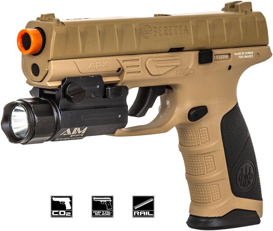 Elite Force Beretta APX Blowback CO2 Airsoft Gun