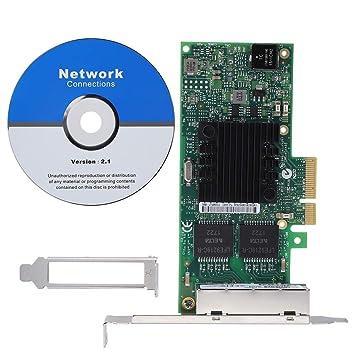 Tarjeta de red PCI-E Gigabit, Adaptador de tarjeta de red ...