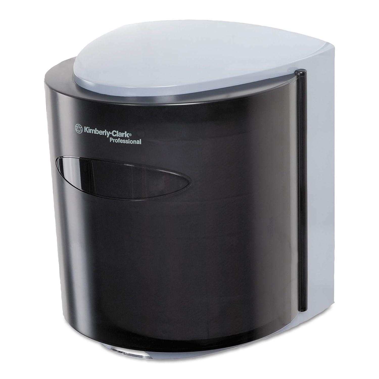 Kimberly-Clark profesional 09989 rollo Control c-pull dispensador, 10 3/10 W x 9 3/10d x 11 9/10H, humo/gris: Amazon.es: Industria, empresas y ciencia