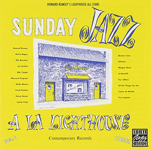 Sunday Jazz á la Lighthouse, Vol. 1 by Ojc