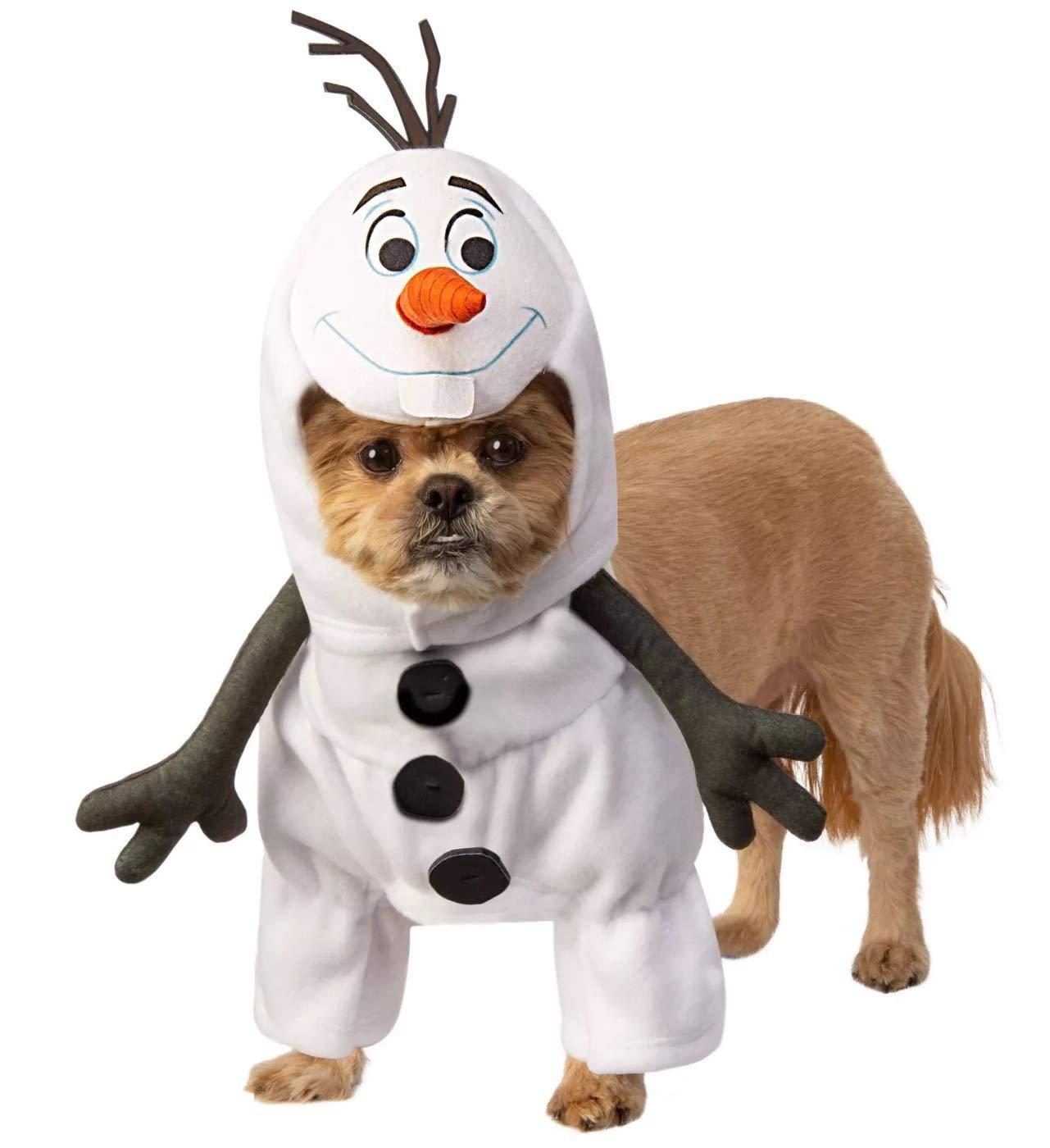 Rubies Disney: Frozen 2 Olaf Pet Costume