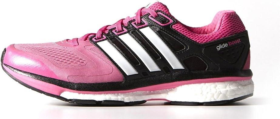 adidas Supernova Glide 6W Zapatillas de Correr para Mujer, Mujer, Rosa, 44 (EU): Amazon.es: Deportes y aire libre