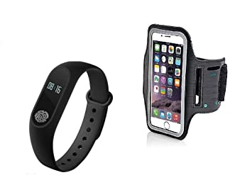 Easypro One Plus 3T Compatible Bluetooth M2 Fitness Band