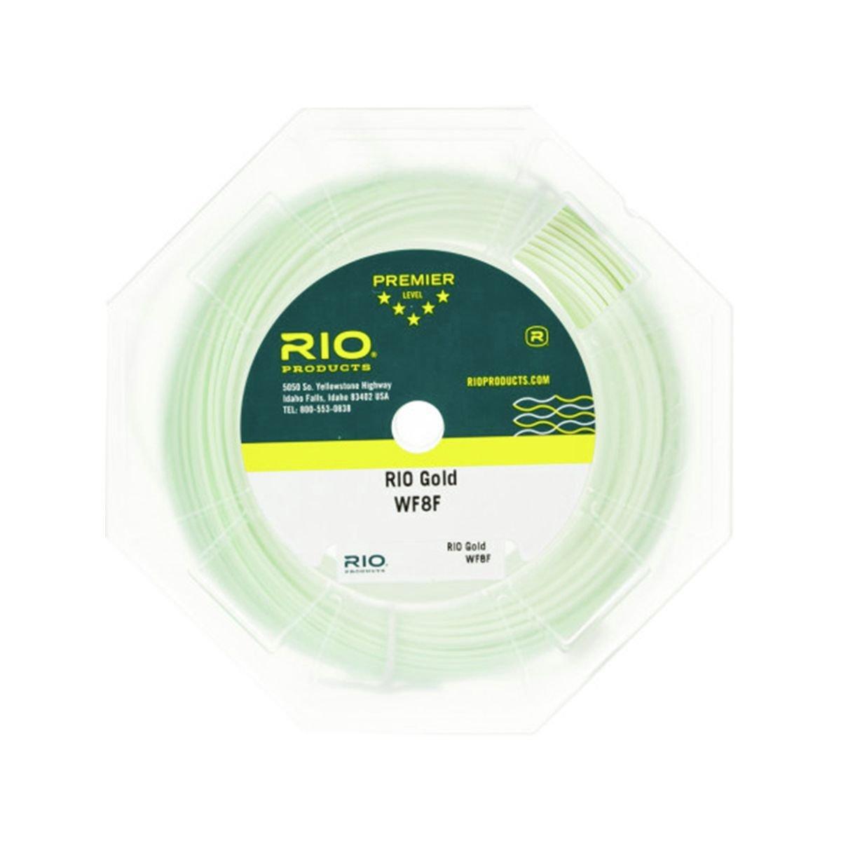 【福袋セール】 RIO RIO Lumalux ゴールドフライライン WF6F Lumalux WF6F B009KUC3LU, ミヌマク:6c1c6a9d --- a0267596.xsph.ru