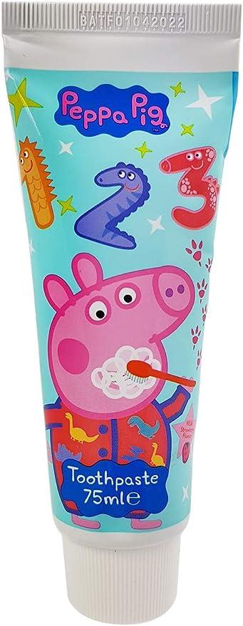 Peppa Pig Toothpaste 75ml,Kokomo Ltd,K10001