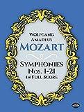 Symphonies Nos. 1-21 in Full Score (Dover Music Scores)