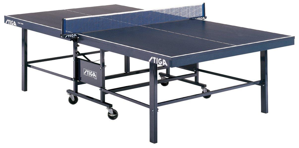 STIGA Expert Roller Table Tennis Table