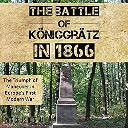 The Battle of Königgrätz in 1866