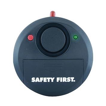 Alerta: Rotura de Cristales de Alarma Safety First: Amazon ...