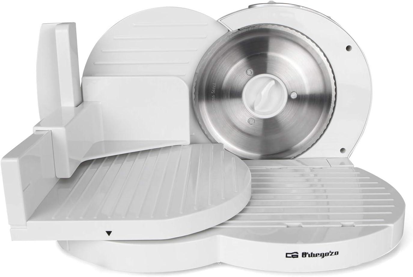 Orbegozo MS4200 MS 4200-Cortadora, Color Blanco, 150 W, Plástico, 3 Velocidades