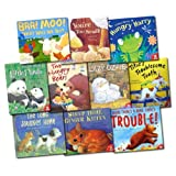 Early Reader Children Picture Books Collection 10 Books Gifts Set Pack Brand New