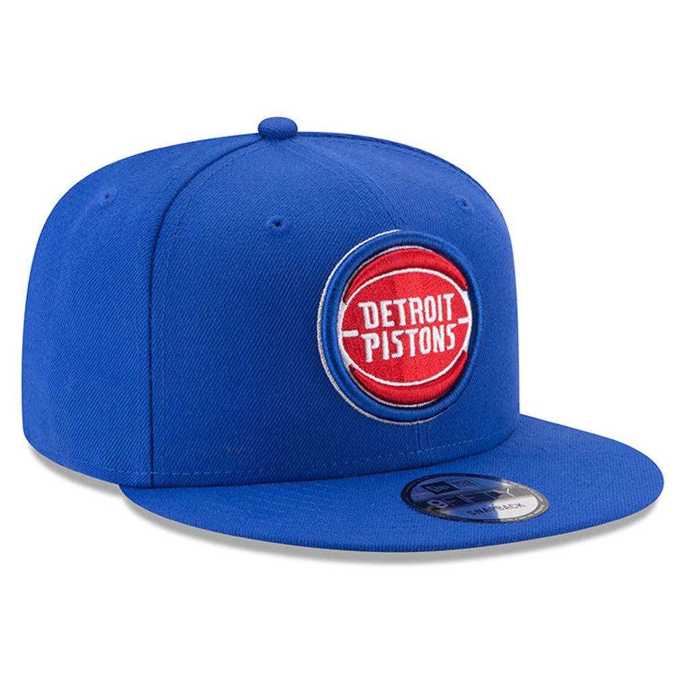 Detroit Pistons 9Fifty Royal Snapback Adjustable Hat
