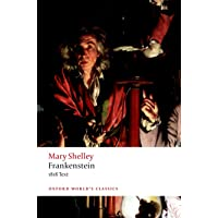 Frankenstein: or 'The Modern Prometheus': The 1818 Text