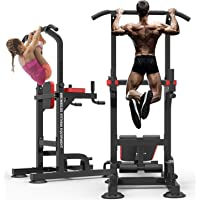 Multi Function Power Tower | Dip, Stands, Pull Up, Push up | Strength Training Fitness Equipment for Home Gym