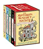 #7: The Mysterious Benedict Society Complete Paperback Collection