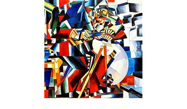 Kazimir Malevich - cuchillo afilador 120 x 120 cm ...
