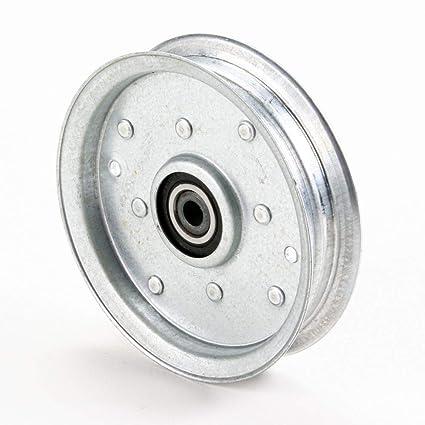 Amazon.com: MTD 756 – 04129b 4,25 diámetro de rodillo tensor ...