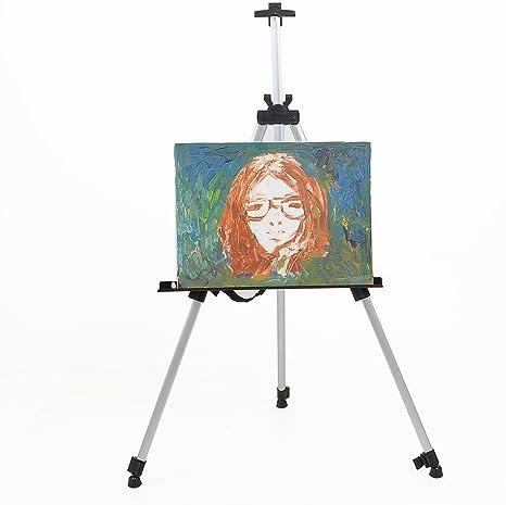 Trípode de viaje de Madera Artista Dibujo /& Pintura de Campo estudio o al aire libre caballete