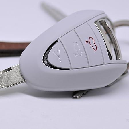 Soft Case Schutz Hülle Auto Schlüssel Für Porsche 911 Elektronik