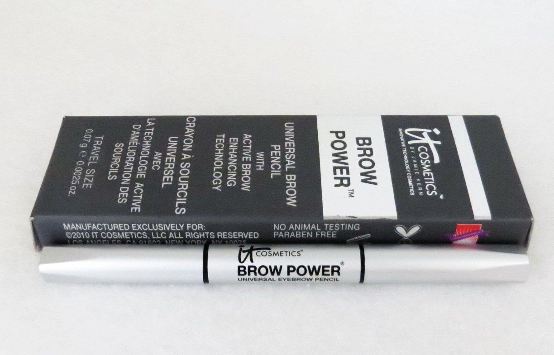 Amazon It Cosmetics Brow Power Universal Eyebrow Pencil Half