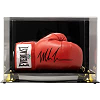 $299 » Mike Tyson Signed Right Red Everlast Boxing Glove w/Case JSA ITP