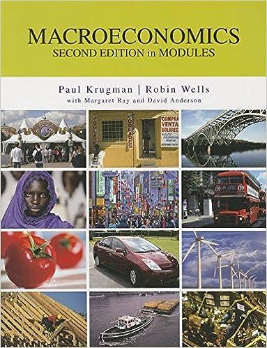 Macroeconomics second 2nd edition paul krugman/robin wells 2009.