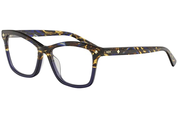 fe54fc15140 Image Unavailable. Image not available for. Color  Eyeglasses MCM 2614 235  HAVANA BLUE