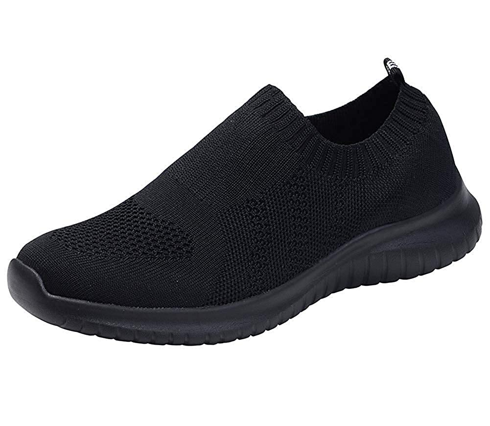TIOSEBON Womens Lightweight Trainers Walking Shoes