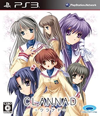 Clannad Japan Import Amazonde Games