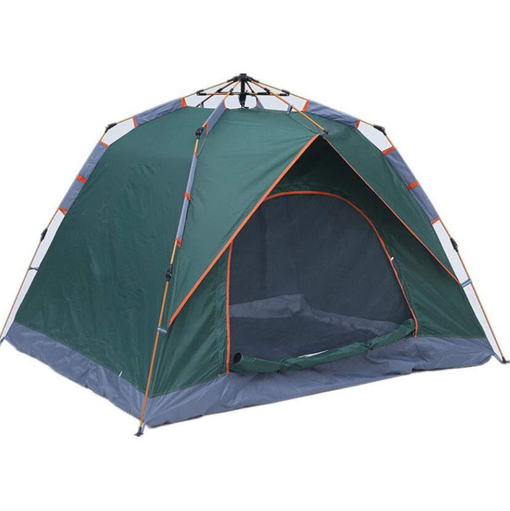 FEIYUESS 3-Personen-Campingzelt - Strand Family Dome Wasserdichte Zelte Outdoor-Campingzelt