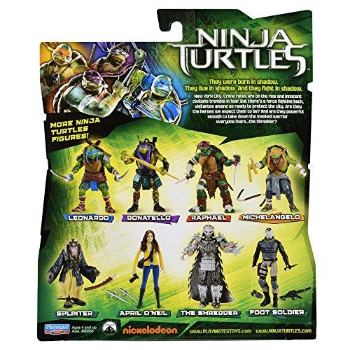 Teenage Mutant Ninja Turtles 2014 Movie, The Shredder Basic Action Figure