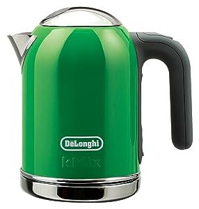 DeLonghi kmix boutique electric kettle 0.75 L (green) SJM010J-GR