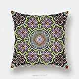 Custom Satin Pillowcase Protector Morocco Seamless Pattern Traditional Arabic Islamic Background Mosque Decoration Element 445468849 Pillow Case Covers Decorative