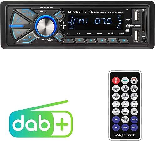 Majestic Dab 442 Bt Rds Stereo Elektronik