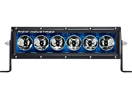 Rigid Light Bar >> Rigid Industries 21001 Blue 10 Radiance Backlight Light Bar