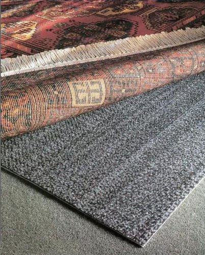 3'x5' Teebaud Non-Skid Reversible Rug Pad for Rugs on Carpet and Hard Floor Surfaces by Teebaud