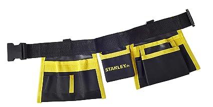 Amazon.com: Stanley Jr - Cinturón de herramientas de tela ...