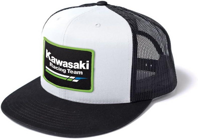 Factory Effex 18-86102 Snap-Back Hat Grey//Black