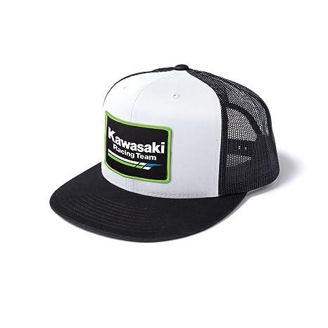 93e255d3e17 Amazon.com  Factory Effex (18-86100 Snap-back Hat (Black White)  Automotive
